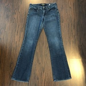 Lucky Brand Jeans The Sweet Boot Size 4/27